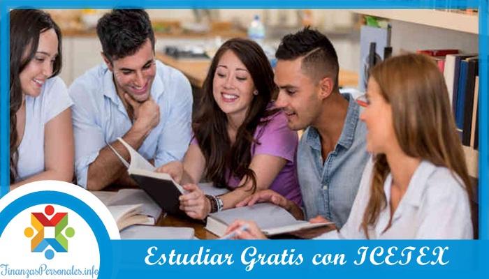 Estudiar Gratis con ICETEX