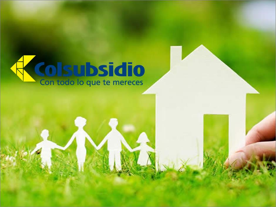 Casa propia con Colsubsidio