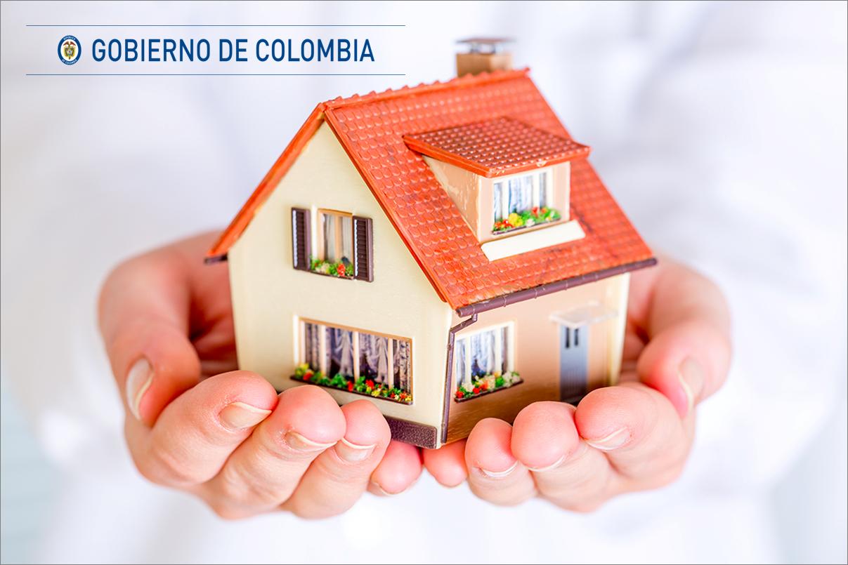 Entrega de 30.000 viviendas gratis en Colombia