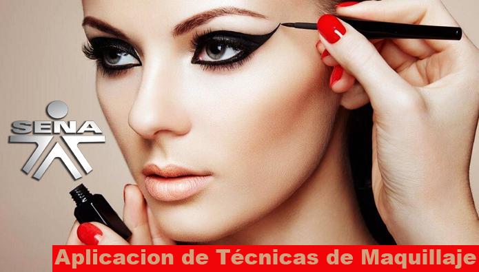 Aplicacion de Tecnicas de Maquillaje