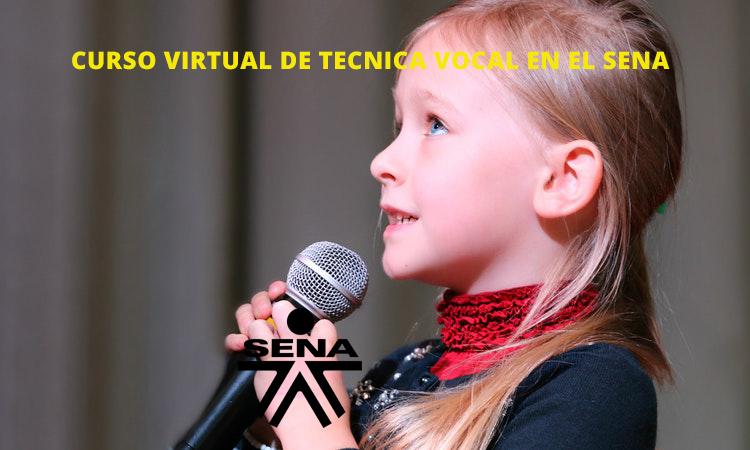 Curso Virtual de Tecnica Vocal en el SENA